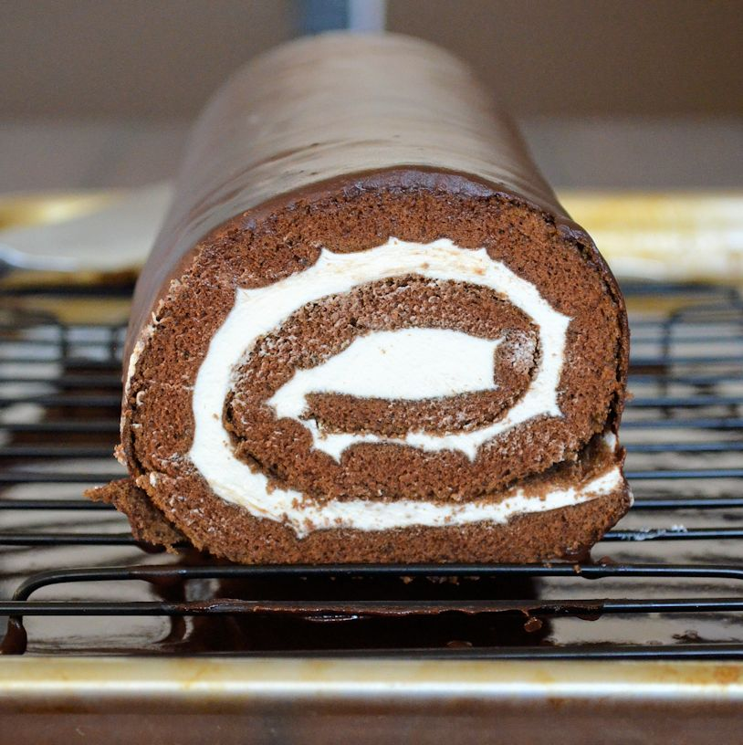 Hostess Cake Swiss Roll Recipe